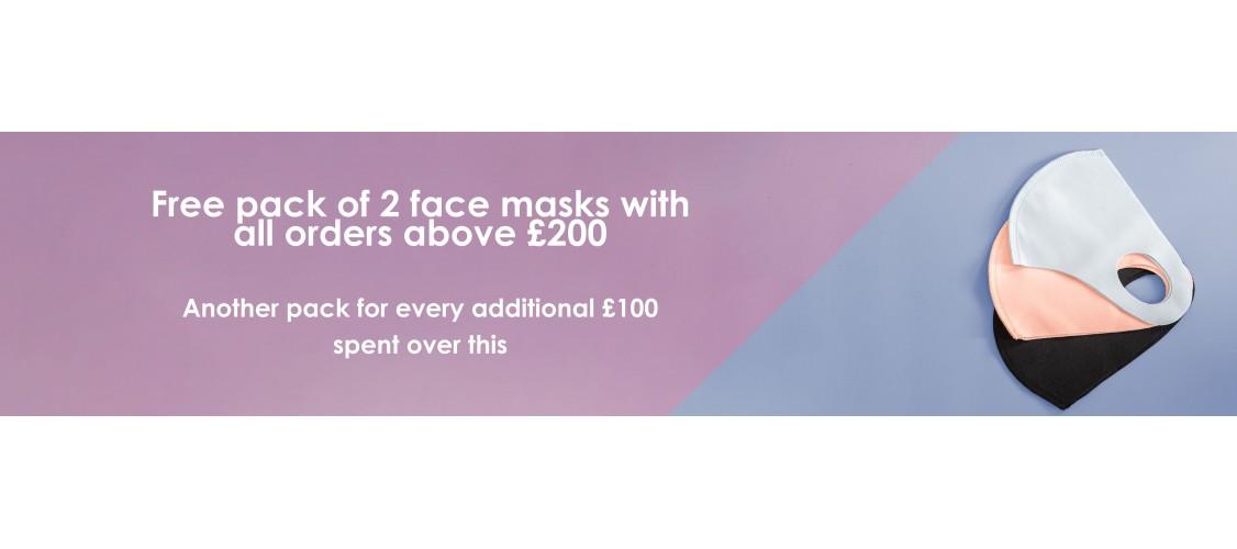 Free Facemask